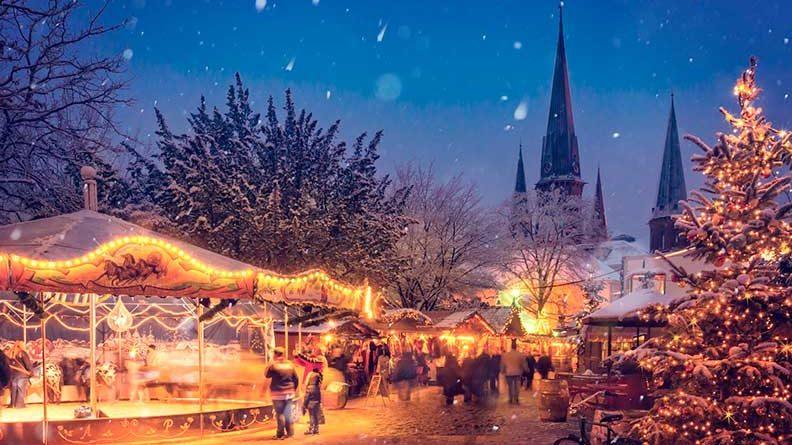 Weihnachtszauber 2019 im Saarland