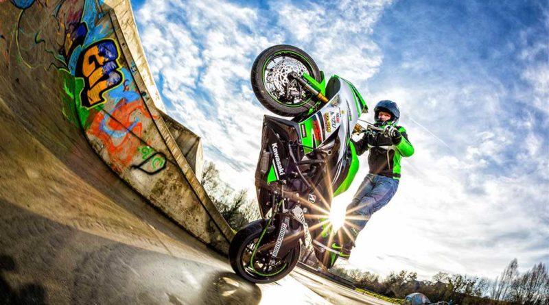 BRAZZELTAG neue Programmpunkte und Start Teilnehmer Anmeldung Stunt-Rider trifft auf Motorradlegende und musikalischen Rennfahrer