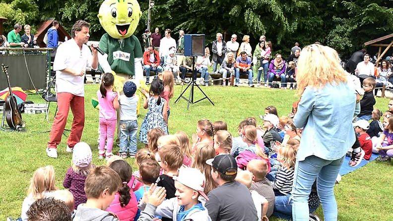 Großer Aktionstag am 15. August 2019 für die ganze Familie im Neunkircher Zoo. (Foto: AOK Rheinland-Pfalz/Saarland)