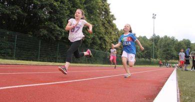 Sportprojektwoche der Bachschule Neunkirchen. (Foto: Bachschule Neunkirchen)
