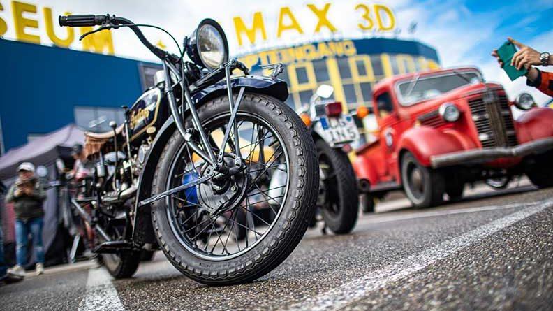 Von Aprilla über Indian bis zur Zündapp – beim Motorrad Klassikertreffen sind alle Marken willkommen. (Foto: TM SNH)